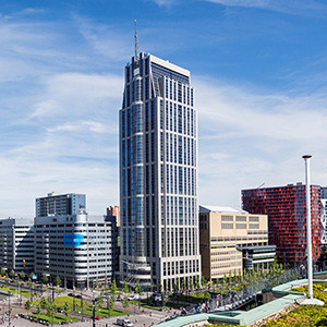 New offices in The Netherlands and Belgium. NextSales The Netherlands, Millennium Tower, Rotterdam
