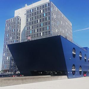 Nieuwe kantoren in Nederland en België