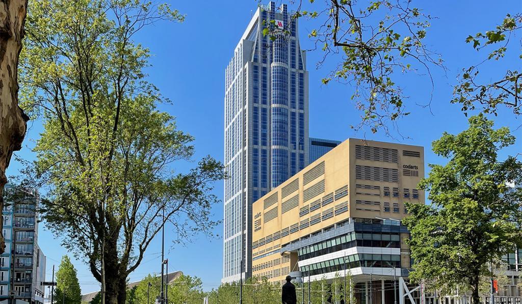 Contact Us – We Love A Challenge, NextSales HQ Rotterdam